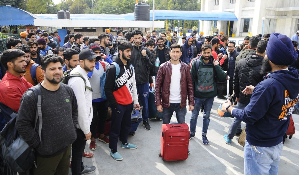 Hundreds of Kashmiris were driven out of their homes and hostels last month after facing unprecedented...