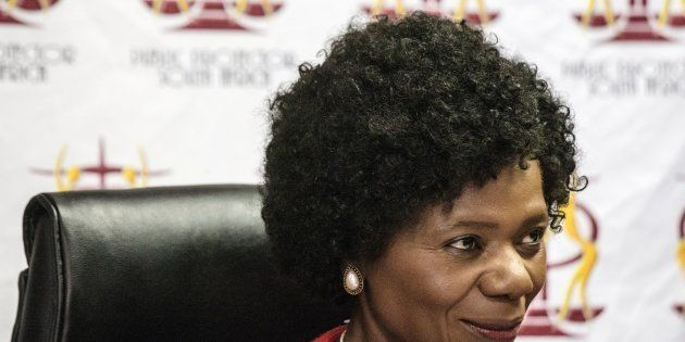 Former Public Protector Thuli Madonsela... how we could do with her right