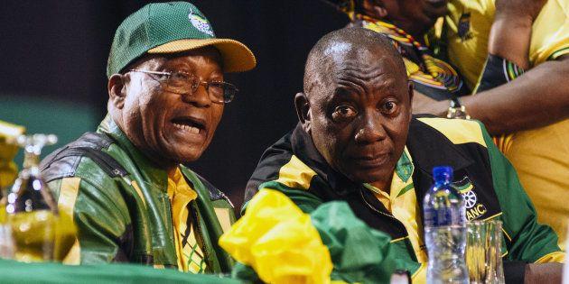 Max Du Preez: Zuma's Ghosts Are Haunting