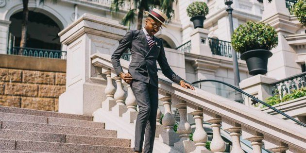 Here's How To Dress Like South Africa's Best-Dressed