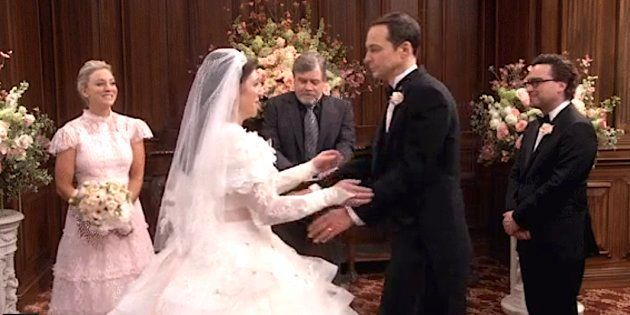 Mark Hamill On 'The Big Bang Theory' Equals Mass