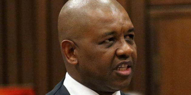 Advocate Dali MpofuREUTERS/Siphiwe
