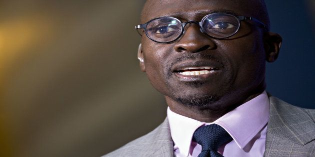 Malusi Gigaba, South Africa's finance