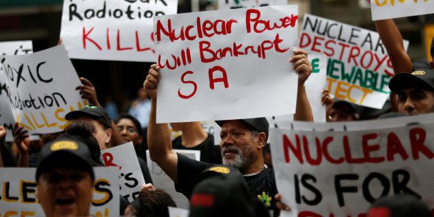 No Sign Of Nuclear In Gigaba's Mini-Budget...
