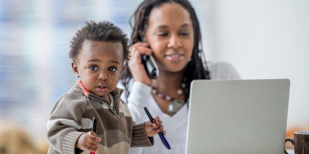 Motherhood Has Evolved, While Fatherhood Lags