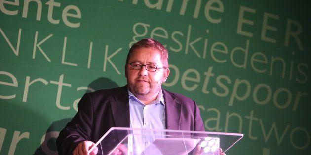 Kallie Kriel, CEO of Afrikaner rights group