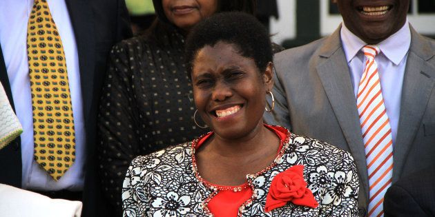 State Security Minister Dipuo