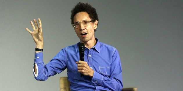 Malcolm Gladwell attends Apple Store Soho Presents Malcolm Gladwell, 'Revisionist History' at Apple Store...