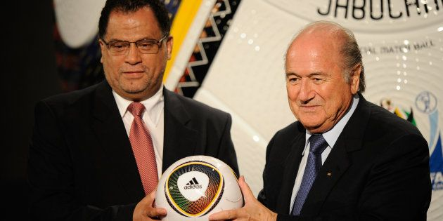 Mr Danny Jordan, Chairman of the Local Organising Committee (LOC) of ... Association (FIFA) South Africa...