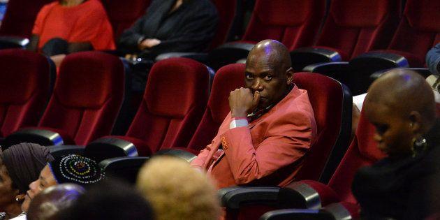 Hlaudi Motsoeneng's appointment is not an internal matter at SABC. (Trevor Kunene/Daily