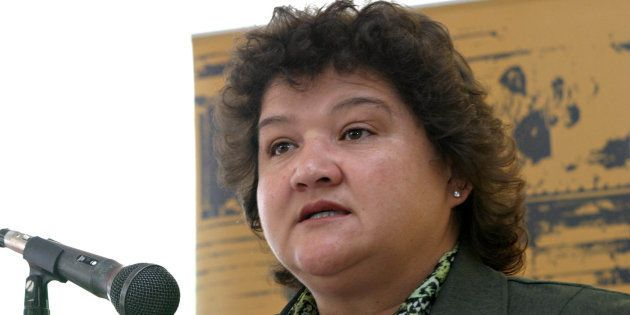 Eskom claims minister Lynne Brown has not found the Dentons report