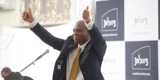 Johannesburg mayor Herman Mashaba marked his 100 days in office on December 01,