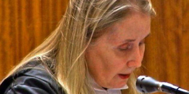 Judge Mabel Jansen was accused of racism when she said on social media that rape was part of the culture...