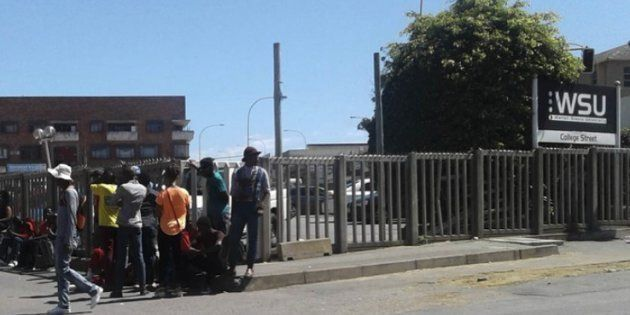 Five Campuses Shut Down At Walter Sisulu