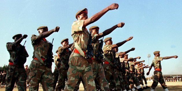 Parliament Secretary: Don't Be Alarmed, Soldier Deployment Is