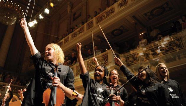 Youth Orchestra To Celebrate Madiba On World