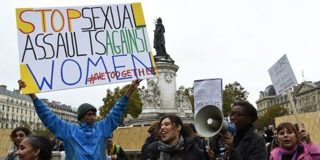 #MeToo hashtag is the campaign encouraging women to denounce experiences of sexual abuse that has swept...