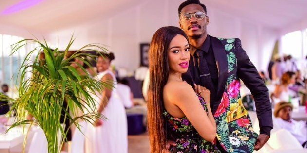 Dineo Moeketsi And Solo Are Such Goals And These Loved Up Snaps Of Them Prove