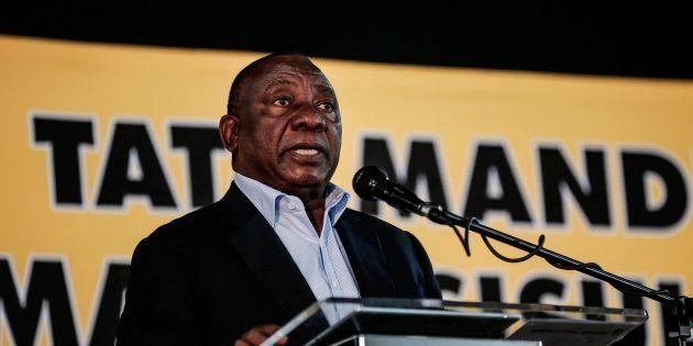President Cyril