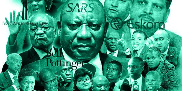 State Capture: What Cyril Ramaphosa Knew And When He Knew