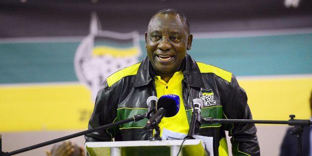 Deputy President Cyril
