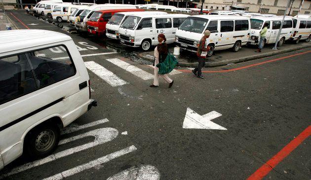 MEC Threatens To Shut Down Cape Town Taxi Ranks Hit By