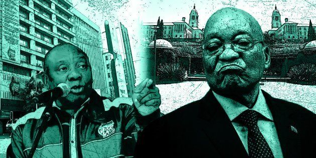 The Time Has Come For Ramaphosa To Throw JZ Under The