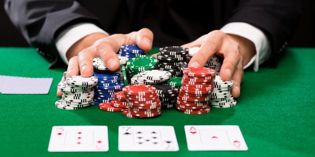 A Gambling Addiction Is As Serious As A Cocaine Addiction | HuffPost UK