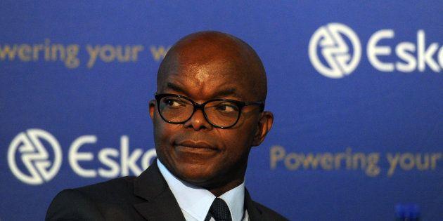 Eskom CEO Phakamani