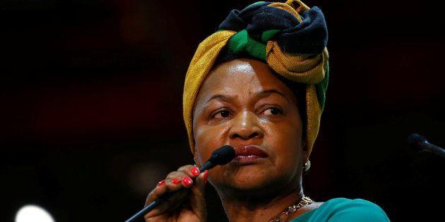 Baleka Mbete To Keep A Close Eye On Auditor-General Death