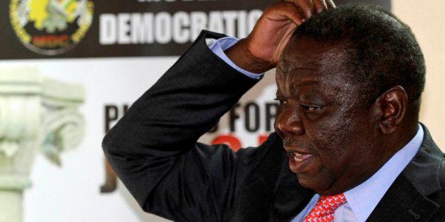 Morgan Tsvangirai Worried About Zimbabwe's