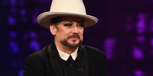 Boy George Reveals The One Thing That Stopped Him Becoming Friends With George
