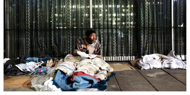 Poverty Is A Hard Reality That Robs People Of