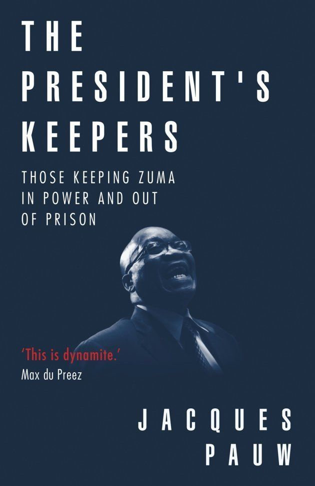 Jacques Pauw's Book Shows Us The Game Of Politics Is
