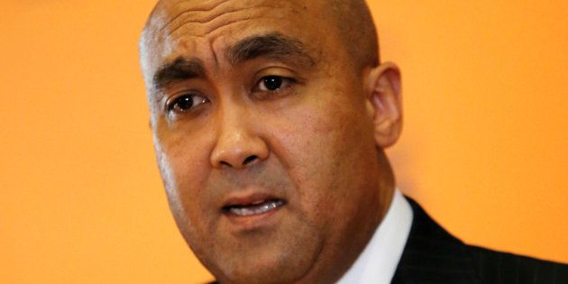 Head of the National Prosecuting Authority, Shaun