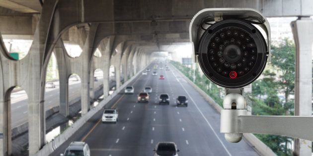 CCTV cameras are becoming a 'normal' feature of public life, tracking people's movements as a matter...