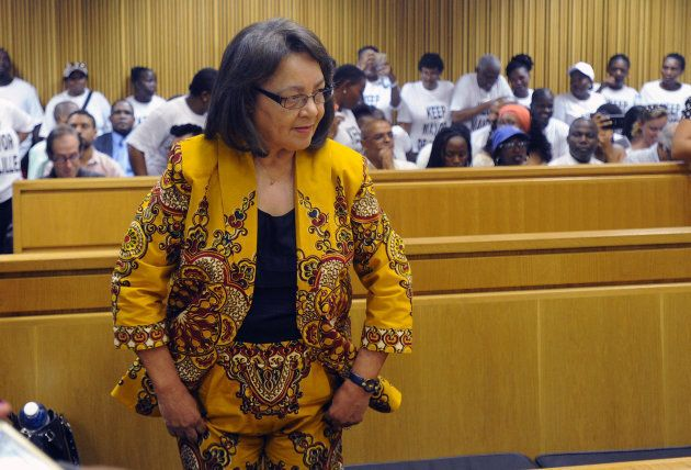 De Lille Vs DA: Status Quo Remains As Judgment Reserved Until End Of