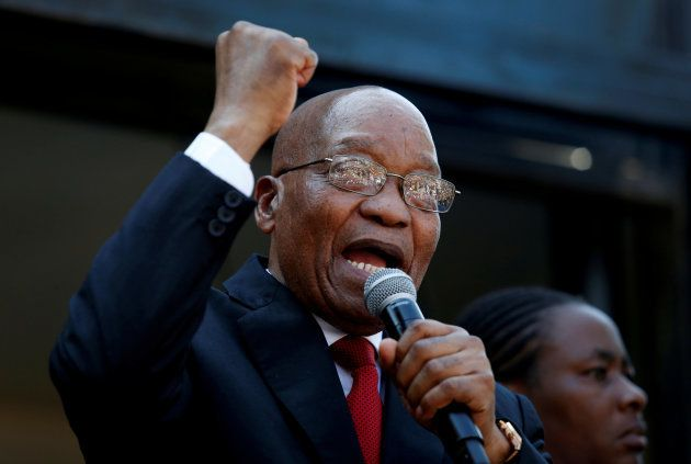 Meetings About New Political Movement Linked To Zuma 'Going Very