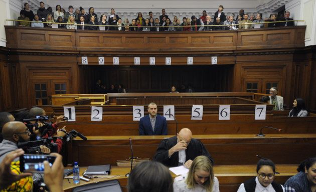 'Put Forward Some Reason For The Attacks' – Judge Desai To Van Breda