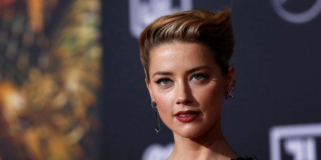 Amber Heard Opens Up About About Why She Doesn't Label Her