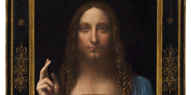 Long Lost Da Vinci Portrait Of Christ Sells For R6.47