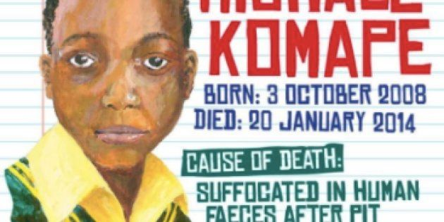 Michael Komape's Father: I Didn't Send My Son To School To