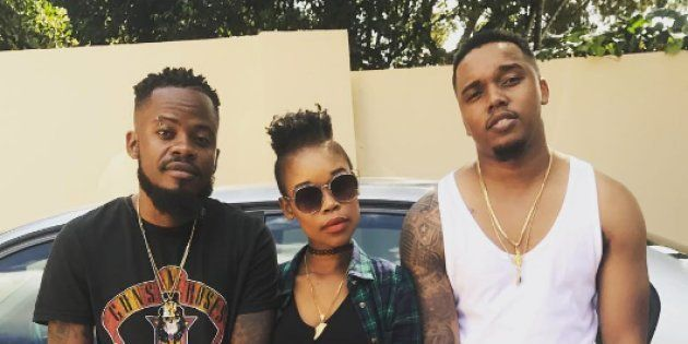 After Losing Artists This Week, Ambitiouz Entertainment Faces Allegations Of Buying Votes For The 2017...