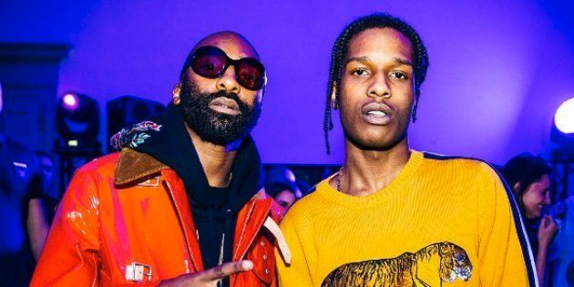 PICS: Riky Rick Went To Italy, Visited Gucci And Hung Out With Kendall