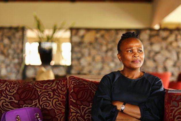 Public Protector Advocate Busisiwe