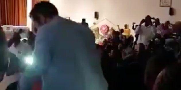 UPDATE: Botswana's President Danced, But Not To Mugabe's