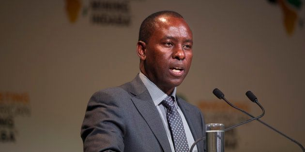 Mosebenzi Zwane, South African Minister of Mineral
