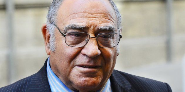 Ronnie Kasrils: SA's Intelligence Services Are