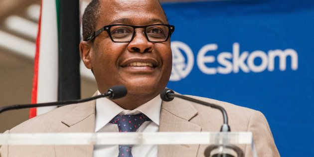 Brian Molefe, former chief executive officer of Eskom, who left last year. Want his