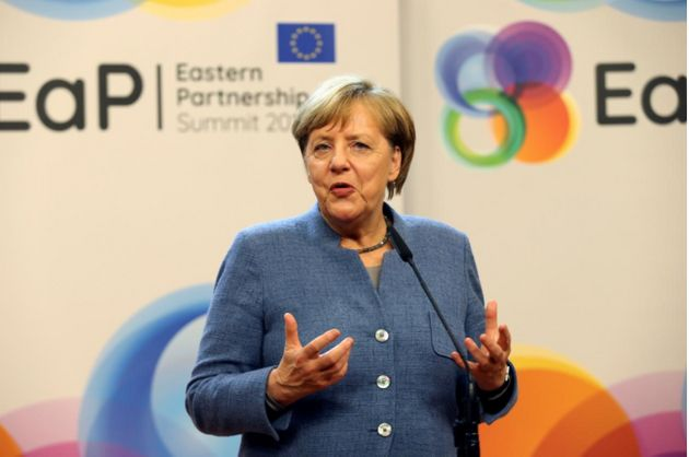 Germany's Merkel Vows To Get Government In Place